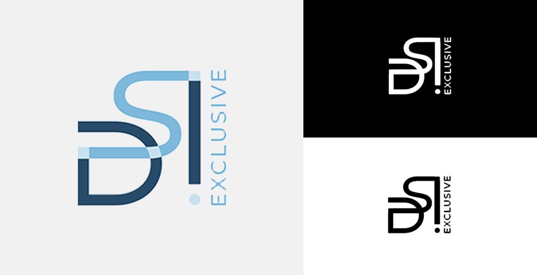 DSI Exlusive. Logo design